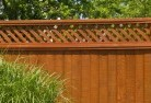 Archer Timber fencing 14