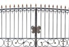Archer Wrought iron fencing 10