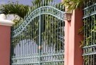 Archer Wrought iron fencing 12
