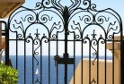 Archer Wrought iron fencing 13