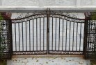 Archer Wrought iron fencing 14