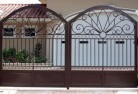 Archer Wrought iron fencing 2